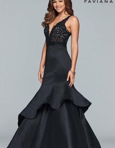 2019 Faviana Black