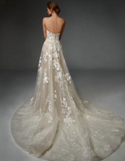 Elysee Hyacinthe Dress