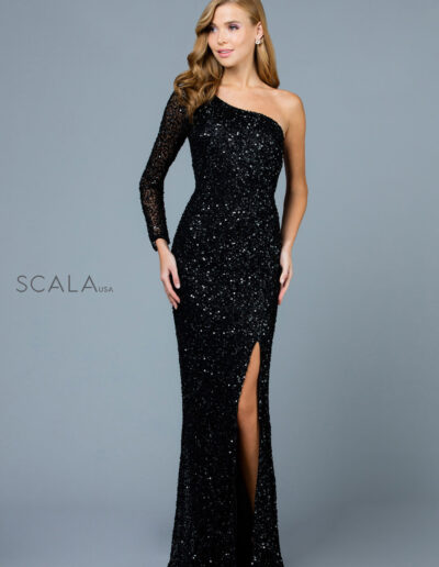 Scala Evening Black