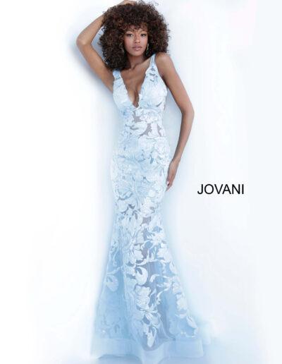 Jovani Prom Light Blue