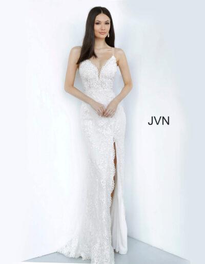 JVN By Jovani Prom Ivory