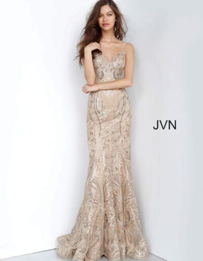 JVN By Jovani Prom Gold