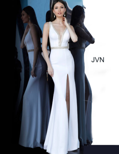 JVN By Jovani Prom Off White