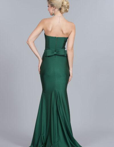 Atria Forest Green dress